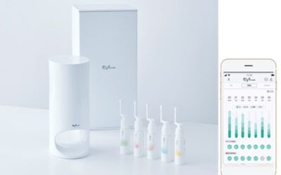 Shiseido Launches Internet of Things Skincare System