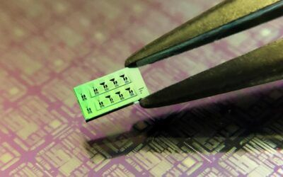 Researchers have developed the world's smallest ultrasound detector
