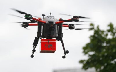 Merck Is Piloting A Drone Delivery Program For Medications