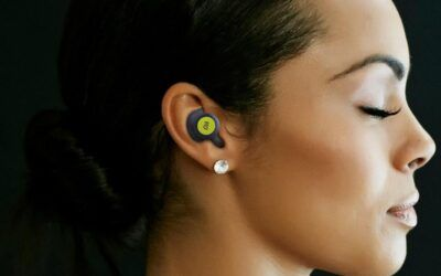 What If You Could Change Your Immune System By Wearing Earbuds? Meet The Startup That Could Make It Possible
