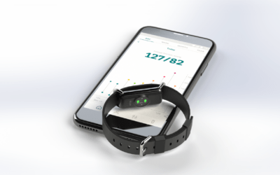 Swiss startup first to launch blood pressure bracelet
