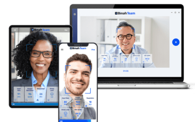 AI startup that captures vital signs via phone cameras launches new corporate wellness solution