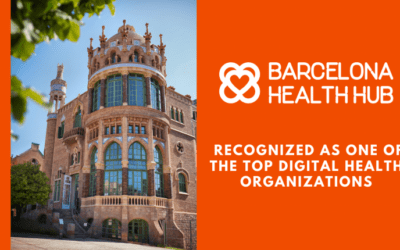 Barcelona Health Hub is recognized as one of the top digital health organizations