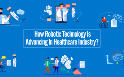 How Robotic Technology Is Advancing In Healthcare Industry?