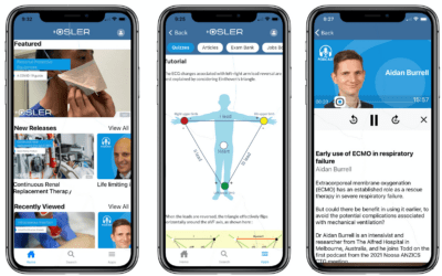 Osler Technology launches 'Netflix-styled' healthcare education app