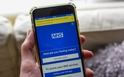 NHS App to be used as Covid-19 passport, transport secretary confirms