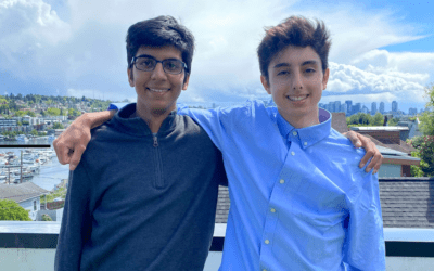 How a pair of 'middle school graduates' developed and sold their respiratory health tech company