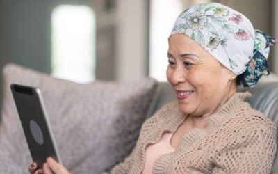 New app offers round-the-clock support for cancer patients