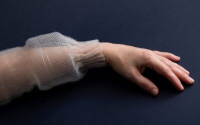 Digital fabric could be used to measure health data