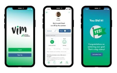 Arthritis Foundation launches 'Vim' app for people living with chronic arthritis pain