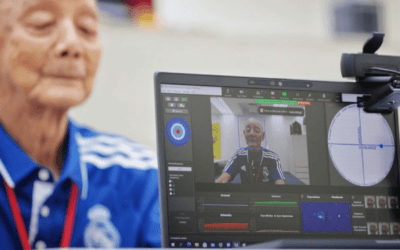 AI-powered emotion analysis technology to help diagnose mental health conditions in seniors in Singapore