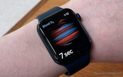 Apple sued by medical device maker over Apple Watch Series 6 pulse oximetry