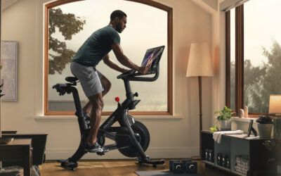 Peloton to turn its bike workouts into a video game-like experience