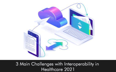 3 Main Challenges with Interoperability in healthcare 2021