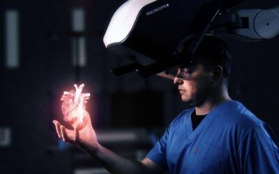 RealView receives FDA clearance for its 'HOLOSCOPE-i' system for medical holograms | Auganix.org