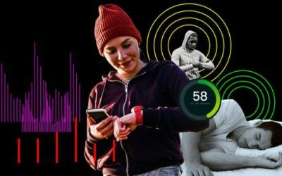 Intimate data: can a person who tracks their steps, sleep and food ever truly be free?
