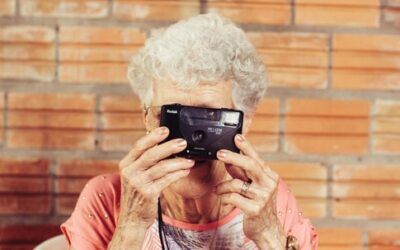 How can technology improve our lives as we age?